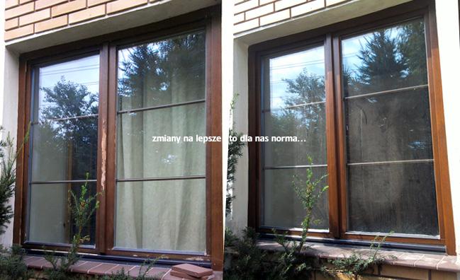 Renowacja okien drewnianych warszawa cennik